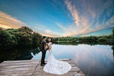 Tron gói album cưới ngoại cảnh Hồ Cốc - Hệ thống cửa hàng dịch vụ ngày cưới ALEN - Hình 8