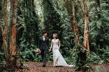 Tron gói album cưới ngoại cảnh Hồ Cốc - Hệ thống cửa hàng dịch vụ ngày cưới ALEN - Hình 12