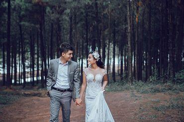 Trọn gói album cưới Đà Lạt thu Nhỏ tại Đồng Nai - Hệ thống cửa hàng dịch vụ ngày cưới ALEN - Hình 3