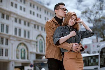 Trọn gói album cưới Sài Gòn mùa thương nhớ - Hệ thống cửa hàng dịch vụ ngày cưới ALEN - Hình 2