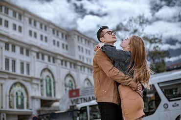 Trọn gói album cưới Sài Gòn mùa thương nhớ - Hệ thống cửa hàng dịch vụ ngày cưới ALEN - Hình 4