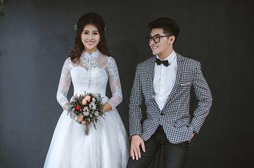 Trọn gói Album cưới studio Sài Gòn - Hệ thống cửa hàng dịch vụ ngày cưới ALEN - Hình 12