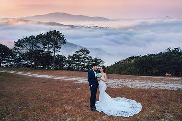 Trọn gói album cưới ngoại cảnh Đà Lạt - Hệ thống cửa hàng dịch vụ ngày cưới ALEN - Hình 8
