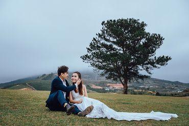 Trọn gói album cưới ngoại cảnh Đà Lạt - Hệ thống cửa hàng dịch vụ ngày cưới ALEN - Hình 12