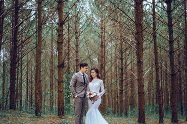 Trọn gói album cưới ngoại cảnh Đà Lạt - Hệ thống cửa hàng dịch vụ ngày cưới ALEN - Hình 10