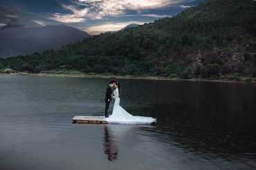 Trọn gói album cưới nội thành Đà Nẵng - Hệ thống cửa hàng dịch vụ ngày cưới ALEN - Hình 11
