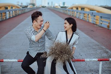 Trọn gói album cưới nội thành Đà Nẵng - Hệ thống cửa hàng dịch vụ ngày cưới ALEN - Hình 9