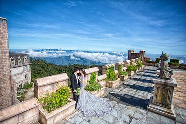 Trọn gói Album cưới Đà nẵng - Bà Nà Hill - Hệ thống cửa hàng dịch vụ ngày cưới ALEN - Hình 13