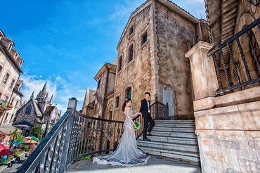Trọn gói Album cưới Đà nẵng - Bà Nà Hill - Hệ thống cửa hàng dịch vụ ngày cưới ALEN - Hình 9