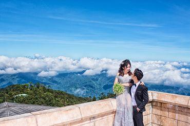 Trọn gói Album cưới Đà nẵng - Bà Nà Hill - Hệ thống cửa hàng dịch vụ ngày cưới ALEN - Hình 4