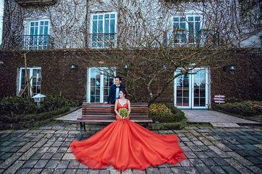 Trọn gói Album cưới Đà nẵng - Bà Nà Hill - Hệ thống cửa hàng dịch vụ ngày cưới ALEN - Hình 5