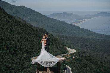 Trọn gói album cưới ngoại cảnh Đà Nẵng - Bà Nà Hill - Hệ thống cửa hàng dịch vụ ngày cưới ALEN - Hình 11