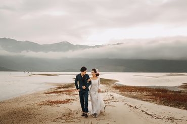 Trọn gói album cưới ngoại cảnh Đà Nẵng - Bà Nà Hill - Hệ thống cửa hàng dịch vụ ngày cưới ALEN - Hình 14