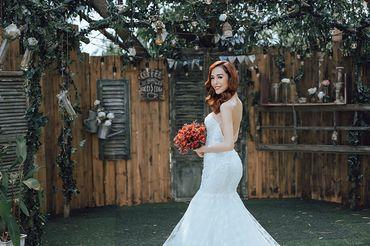 Trọn gói album cưới phim trường L'amour - Hệ thống cửa hàng dịch vụ ngày cưới ALEN - Hình 16