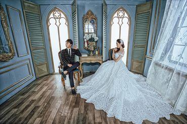 Trọn gói album cưới phim trường L'amour - Hệ thống cửa hàng dịch vụ ngày cưới ALEN - Hình 26