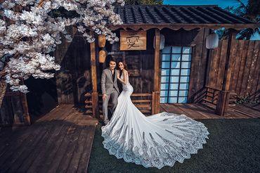 Trọn gói album cưới phim trường L'amour - Hệ thống cửa hàng dịch vụ ngày cưới ALEN - Hình 29