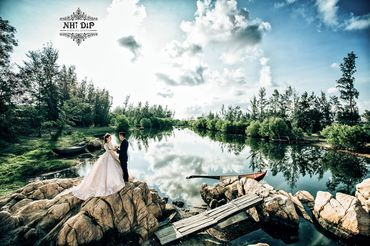 Album Hồ Cốc Vũng Tàu - Nhi Dip Bridal - Hình 1
