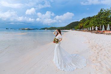 Trọn gói album cưới ngoại cảnh Phú Quốc - Hệ thống cửa hàng dịch vụ ngày cưới ALEN - Hình 11