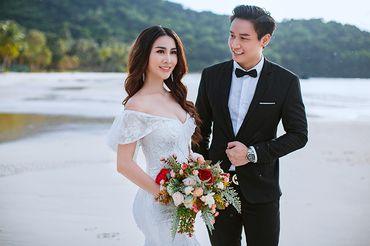 Trọn gói album cưới ngoại cảnh Phú Quốc - Hệ thống cửa hàng dịch vụ ngày cưới ALEN - Hình 2