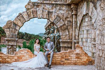 Trọn gói album cưới ngoại cảnh Phú Quốc - Hệ thống cửa hàng dịch vụ ngày cưới ALEN - Hình 5