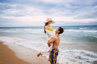 Trọn gói album cưới ngoại cảnh Phú Quốc - Hệ thống cửa hàng dịch vụ ngày cưới ALEN - Hình 3