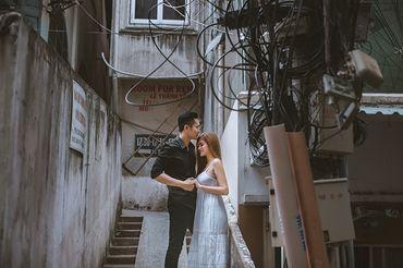 Trọn gói album cưới Sài Gòn mùa thương nhớ - Hệ thống cửa hàng dịch vụ ngày cưới ALEN - Hình 25