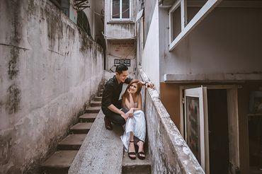 Trọn gói album cưới Sài Gòn mùa thương nhớ - Hệ thống cửa hàng dịch vụ ngày cưới ALEN - Hình 15