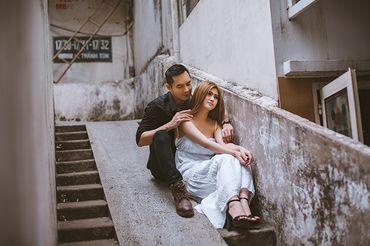 Trọn gói album cưới Sài Gòn mùa thương nhớ - Hệ thống cửa hàng dịch vụ ngày cưới ALEN - Hình 11