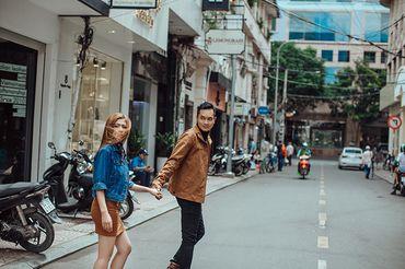 Trọn gói album cưới Sài Gòn mùa thương nhớ - Hệ thống cửa hàng dịch vụ ngày cưới ALEN - Hình 20