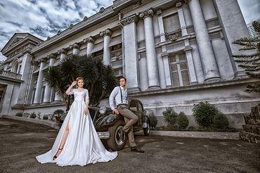 Trọn gói album cưới Sài Gòn mùa thương nhớ - Hệ thống cửa hàng dịch vụ ngày cưới ALEN - Hình 27