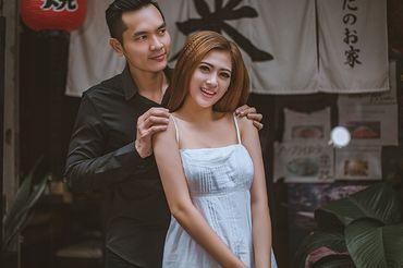 Trọn gói album cưới Sài Gòn mùa thương nhớ - Hệ thống cửa hàng dịch vụ ngày cưới ALEN - Hình 21