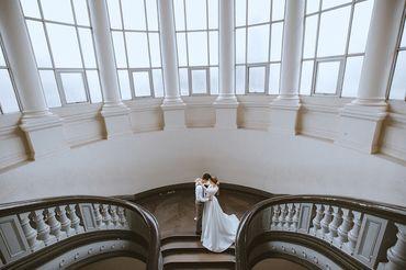 Trọn gói album cưới Sài Gòn mùa thương nhớ - Hệ thống cửa hàng dịch vụ ngày cưới ALEN - Hình 3