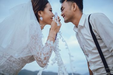 Trọn gói album cưới ngoại cảnh Vĩnh Hy - Hệ thống cửa hàng dịch vụ ngày cưới ALEN - Hình 14
