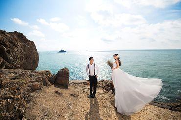 Trọn gói album cưới ngoại cảnh Vũng Tàu - Hệ thống cửa hàng dịch vụ ngày cưới ALEN - Hình 18