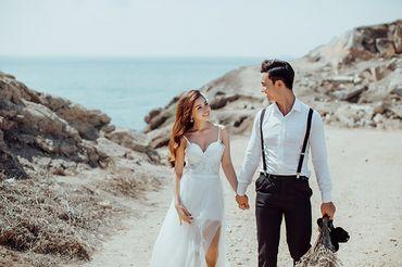 Trọn gói album cưới ngoại cảnh Vũng Tàu - Hệ thống cửa hàng dịch vụ ngày cưới ALEN - Hình 21