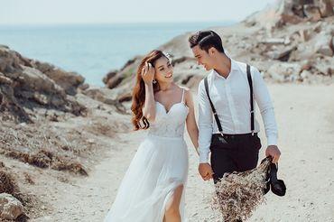 Trọn gói album cưới ngoại cảnh Vũng Tàu - Hệ thống cửa hàng dịch vụ ngày cưới ALEN - Hình 1