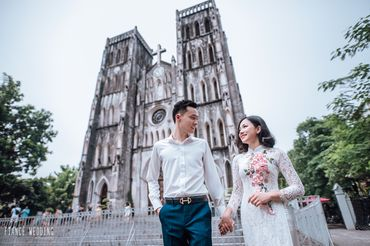 Album chụp nội thành Hà Nội - Fiancé Media - Hình 7