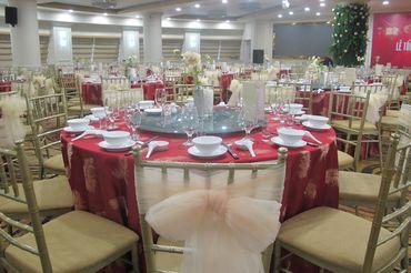 Bữa tiệc màu sắc - Trung tâm Tiệc cưới & Sự kiện Star Galaxy - Hình 2