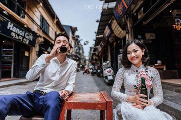 Album chụp nội thành Hà Nội - Fiancé Media - Hình 2