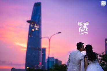 Sai Gon Package (Simple Concept / Phim Trường / Ngoại Cảnh SG) - Tony Wedding - Hình 3