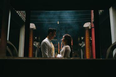 Sai Gon Package (Simple Concept / Phim Trường / Ngoại Cảnh SG) - Tony Wedding - Hình 6