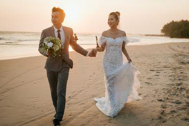 Sea Package (Hồ Cốc - Vũng Tàu / Phan Thiết - Cocobeach Camp / Vĩnh Hy) - Tony Wedding - Hình 7