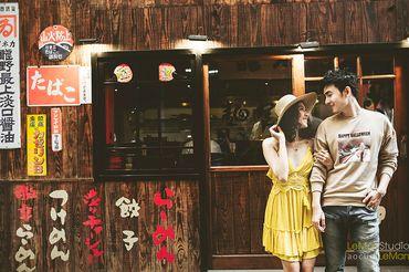 Một Thoáng Sài Gòn + Studio Hàn Quốc - Áo Cưới Lê Mẫn - Hình 15
