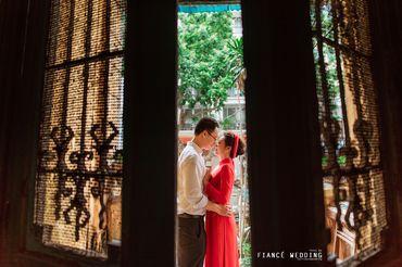 Album chụp nội thành Hà Nội - Fiancé Media - Hình 1