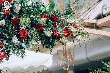 Trang trí tư gia hoa tươi cao cấp - Cưới Chất - Hình 2