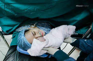 Thai sản và sinh con trọn gói từ 36 tuần - Bệnh viện ĐKQT Thu Cúc - Hình 1
