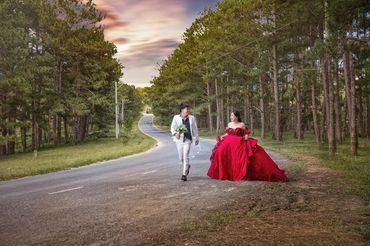 Trọn gói album đẳng cấp - AB Wedding HCM - Hình 4