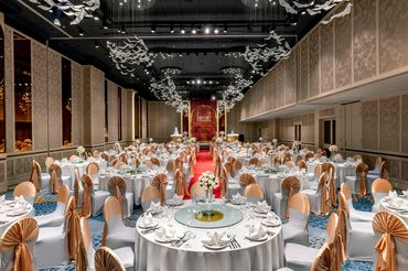 Gói tiệc cưới Yêu thương đong đầy - Khách sạn Sofitel Saigon Plaza - Hình 1