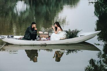 Trọn gói Album ảnh cưới Củ Chi - Green Field 2018 - Áo cưới Kim Tuyến - Hình 6