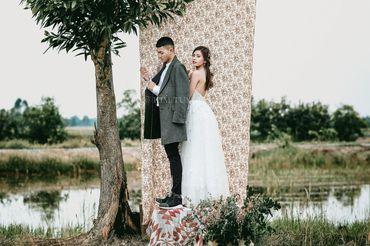 Trọn gói Album ảnh cưới Củ Chi - Green Field 2018 - Áo cưới Kim Tuyến - Hình 11